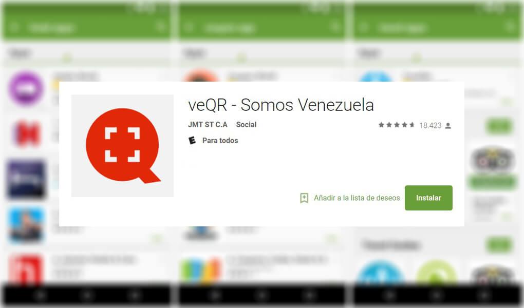 veQR Somos Venezuela