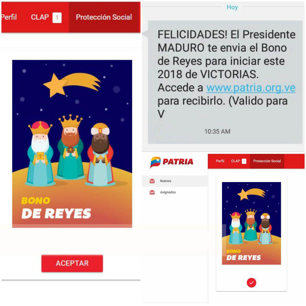 Bono de Reyes Magos