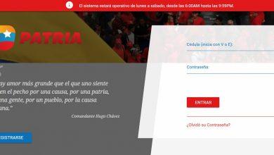 Patria.org.ve